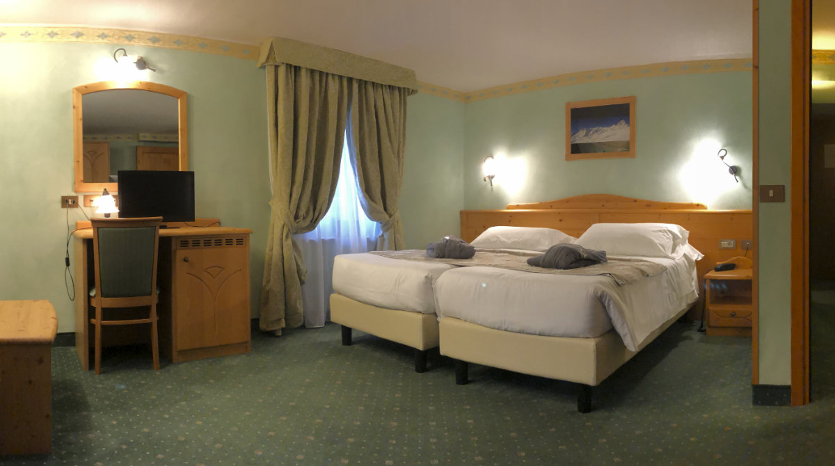 Hotel Edelweiss Breuil Cervinia Family Suite